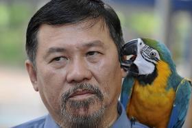 'Parrot Man' found dead at foot of Geylang Bahru block