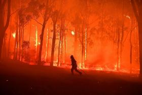 South Australia fire danger warning now 'catastrophic'