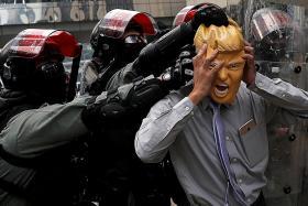 US Senate backs Hong Kong human rights Acts, angering China