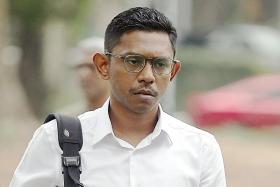 SCDF warrant officer jailed 13 months for role in NSF's drowning
