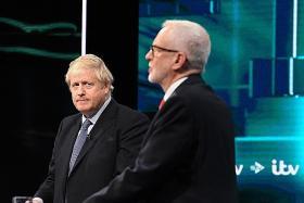 Twitter: UK PM's party misled public