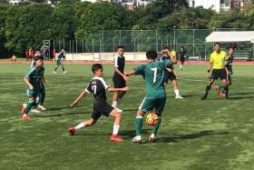 The Under-15 International Challenge Cup gives local youths the opportunity to spar against regional teams.