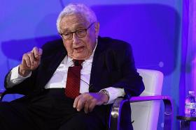 Kissinger warns US-China trade war could turn to armed conflict