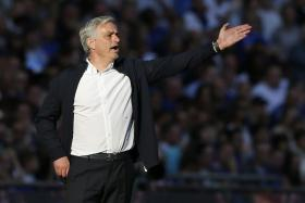Jose Mourinho wants to stay at Spurs for a long time.