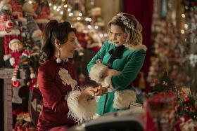 Last Christmas' Michelle Yeoh on her quirkiest role yet – Santa