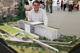Upcoming NS Hub to have shorter queues, greener features