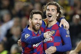 Magical Messi hits milestone of 700th game for Barca