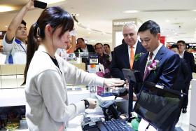 Nets ATM cards can now be used at over 7,400 spots in Malaysia