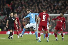 Neil Humphreys: Liverpool look too sloppy at the back