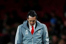 Arsenal manager Unai Emery was supposed to take the club forward, following years of under-achievement under Arsene Wenger.