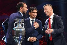 Gareth Southgate: 8 to 10 teams can win Euro 2020