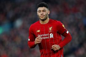 Liverpool's Alex Oxlade-Chamberlain: Slip-ups not on our minds