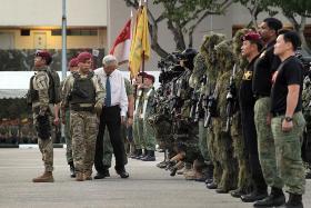 New centre to help commandos fight terror