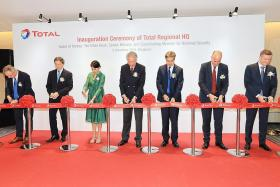 French energy giant Total opens regional HQ at Frasers Tower