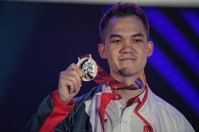 Thomas Kopankiewicz wins e-sports silver in first outing for Singapore