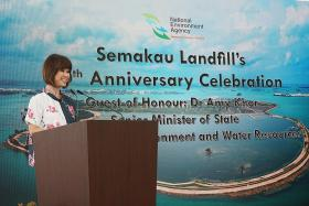 New framework to help extend Semakau Landfill's lifespan