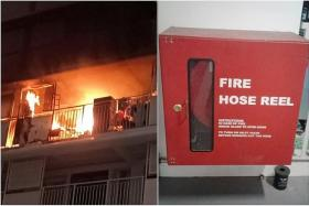 Woman injured in Bukit Batok fire dies after over a month in hospital