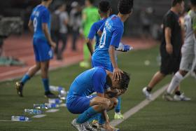 Football, athletics taken to task for flopping at SEA Games