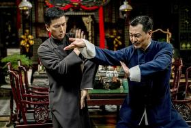 Ip Man star Donnie Yen takes on Disney movies for his kids