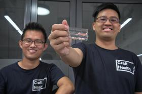 NUS helps PhD students turn ideas into reality via Grip