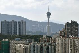 China plans to make Macau a financial hub