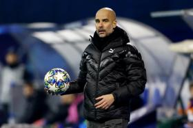 Pep Guardiola says that Manchester City's drop in standard this season is only to be expected.