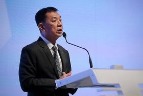 SNOC's Chris Chan to head global e-sports body