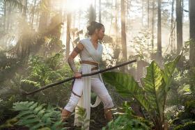Daisy Ridley says Star Wars saga gets 'a worthy ending'