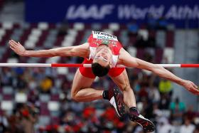 World Athletics CEO proud they are leading the way in doping fight