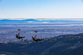 Saddle up for a zipline tour like no other in Christchurch