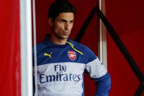 Mikel Arteta nearly took the Arsenal job after Arsene Wenger left in 2018, but said he wasn't ready then.