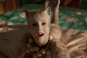 Cats the movie is awful and must-see