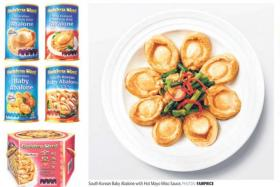 Feast on Golden Chef abalone this Chinese New Year
