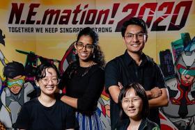 Digital defence inspires entries for N.E.mation! 2020