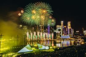 End year with a bang with fireworks musical