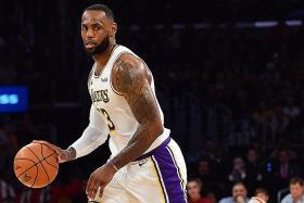 LeBron James racks up historic 9,000th assist