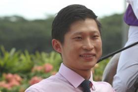 Trainer Jason Ong.