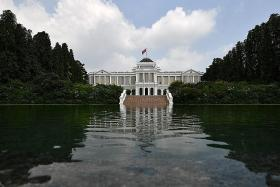 Istana to have five open houses this year, entry fees go to charity