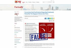 SDP defends article, will apply to cancel corrections