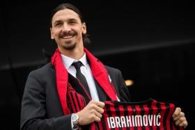Zlatan Ibrahimovic is bidding to revive the fortunes of AC Milan, after rejoining the Italian club.