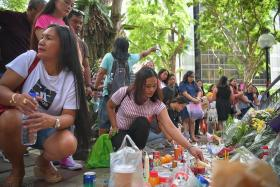 Lucky Plaza crash tragedy now a shared trauma for Filipino maids