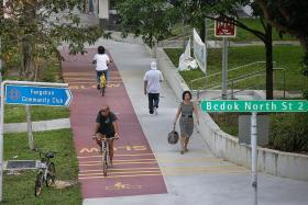 Over $1b needed to triple cycling path network to 1,300km