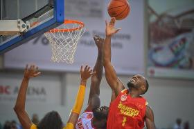 Singapore Slingers sink to fourth defeat in five games