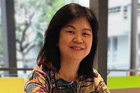 50-year-old in Singapore Poly thankful for helpful classmates