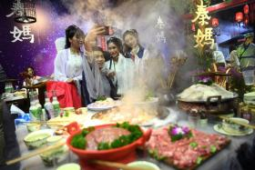 Have a souper reunion dinner with FairPrice steamboat bases