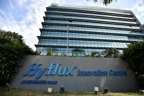 Hyflux informs creditors to file proofs setting out their claims