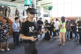 Tech to take centre stage with Republic Poly's business course