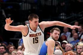 Denver Nuggets' Nikola Jokic comes out tops in Slavic battle