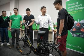 Fewer road accidents involving cyclists and e-bike users in 2019