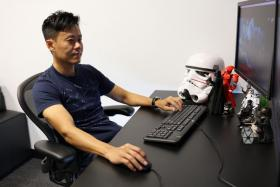 Mr Eric Leong, animation supervisor at Industrial Light & Magic, worked on Star Wars: The Rise Of Skywalker